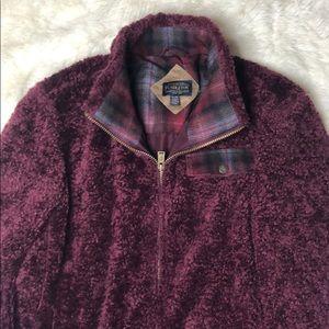 Pendleton Fuzzy Coat